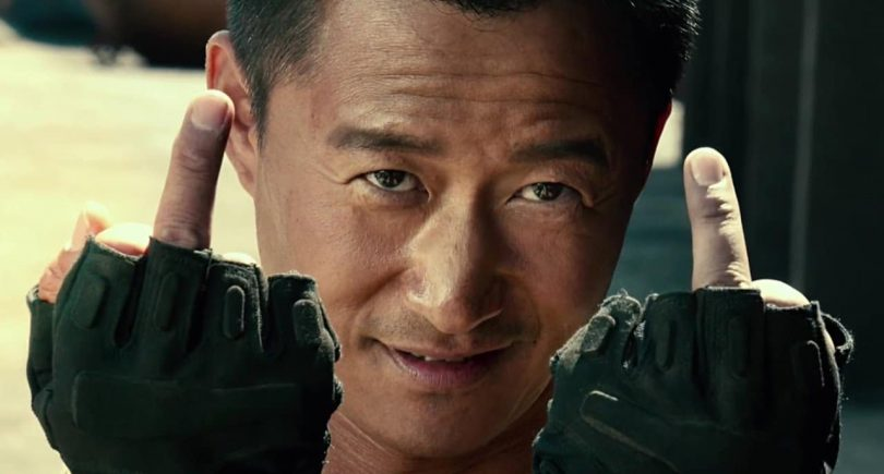 Chinese Box Office hit 'Wolf Warrior II' at Park Road