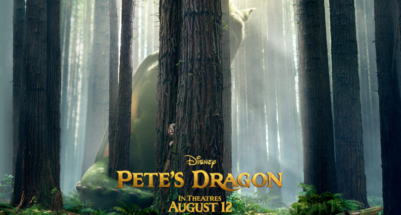 Pete's Dragon flying high in New Zealand