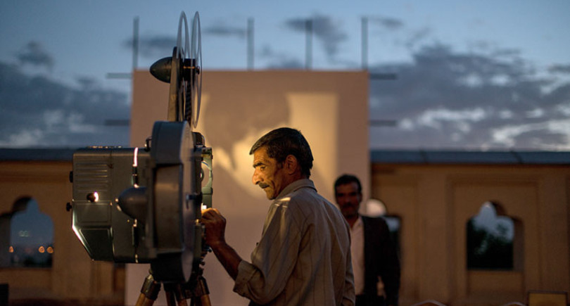 A flickering truth about film in Afghanistan